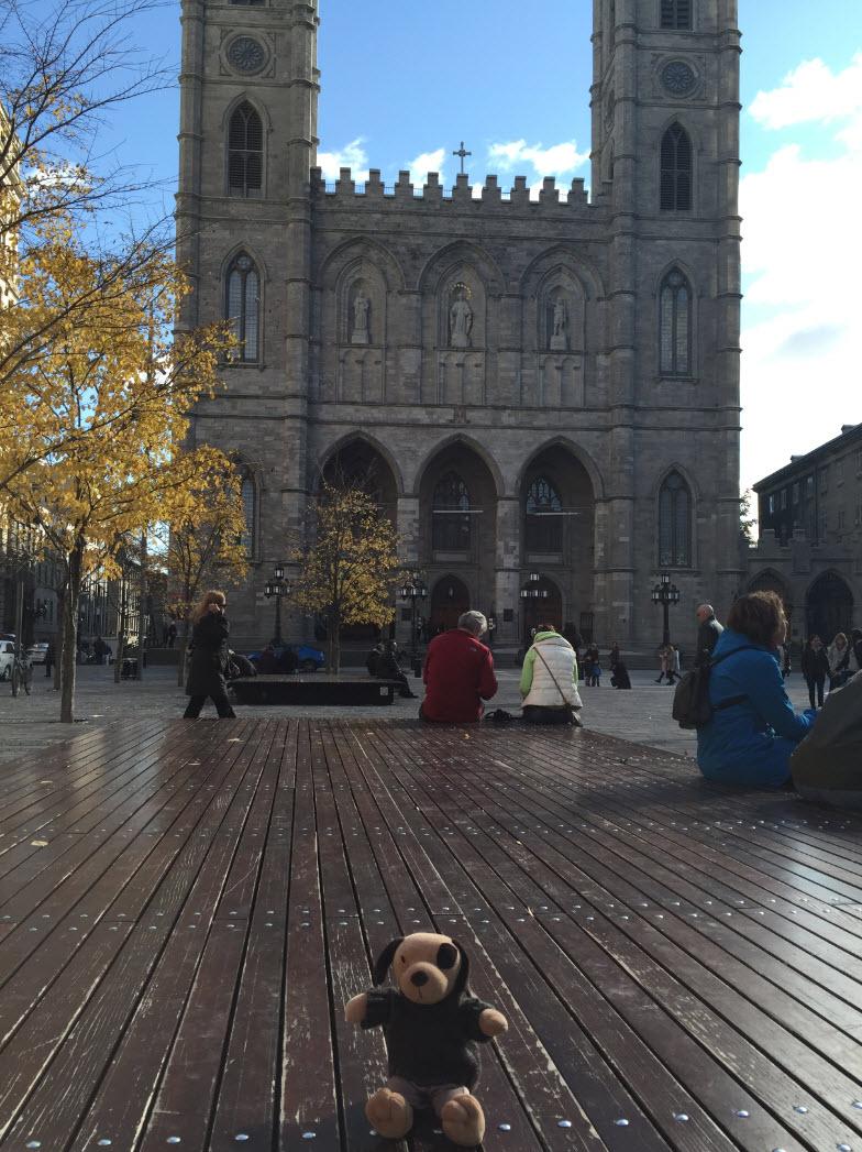 oscar visits montreal 2