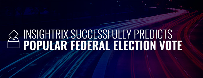 Insightrix Federal Election Vote Poll Prediction