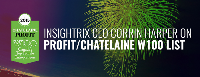 chatelaine profit top business women awards saskatchewan corrin harper insightrix