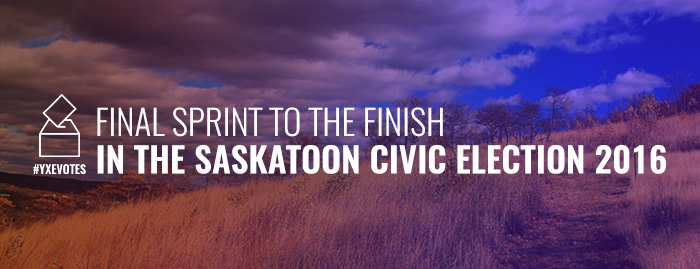 saskatoon civic election, insightrix, insightrix research, Saskatoon