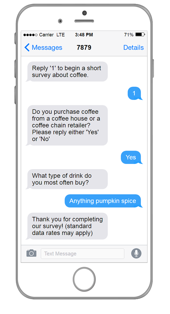 SMS Survey Software | Insightrix Research