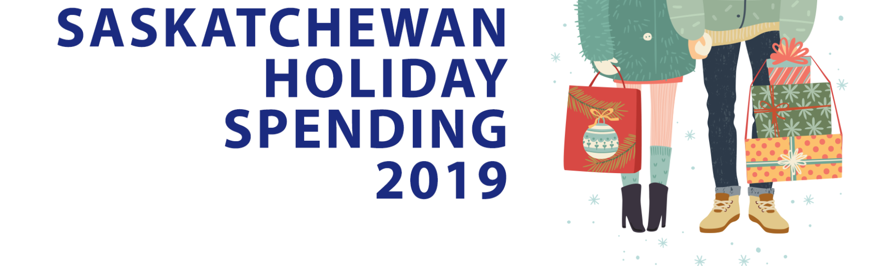 Holiday Spending 2019, Insightrix Research, SaskWatch Research