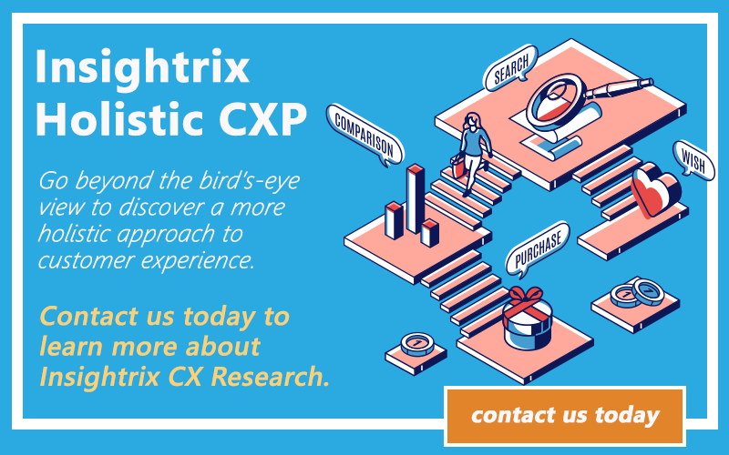 Holistic CXP, Insightrix