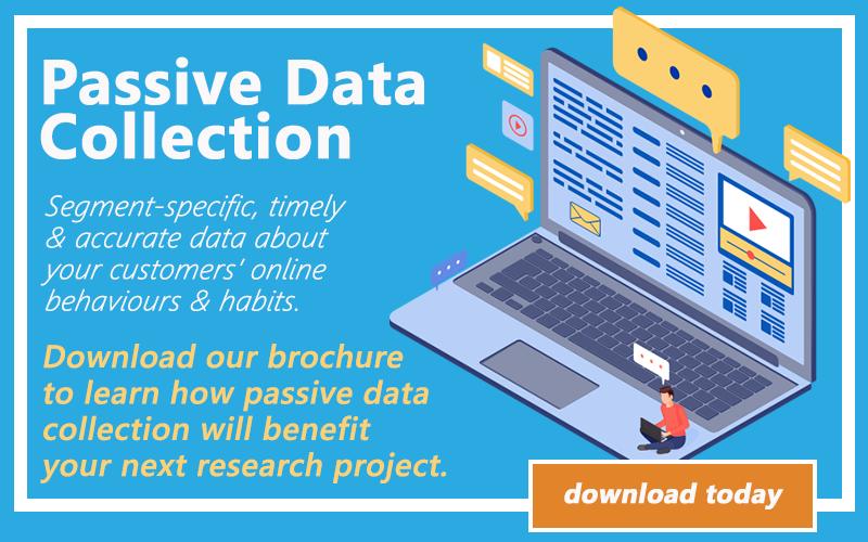 Insightrix Passive Data Collection