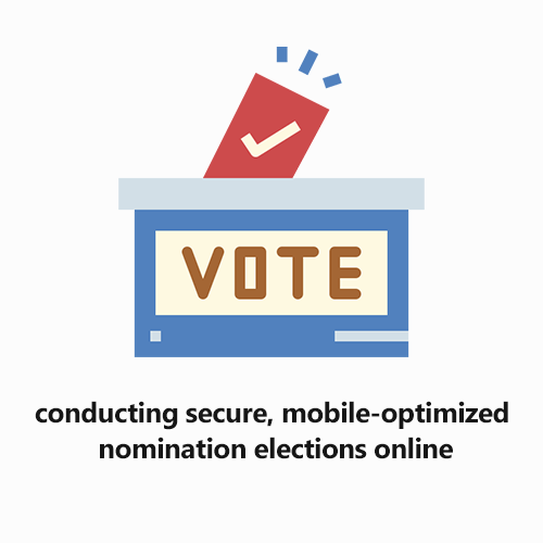 Insightrix Online Voting, Insightrix NDP